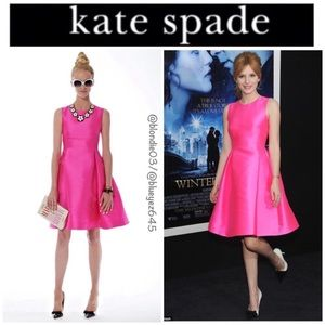 Kate Spade Roset Fit and Flare Dress 12